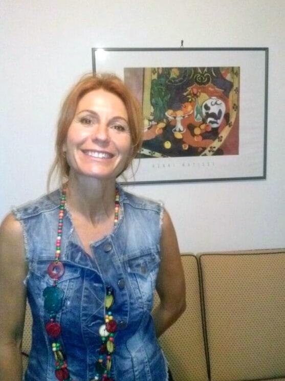 Antonella from Viterbo