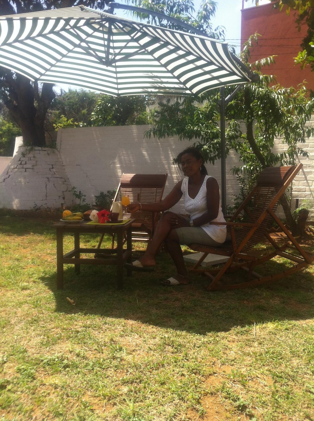 Clara from Antananarivo