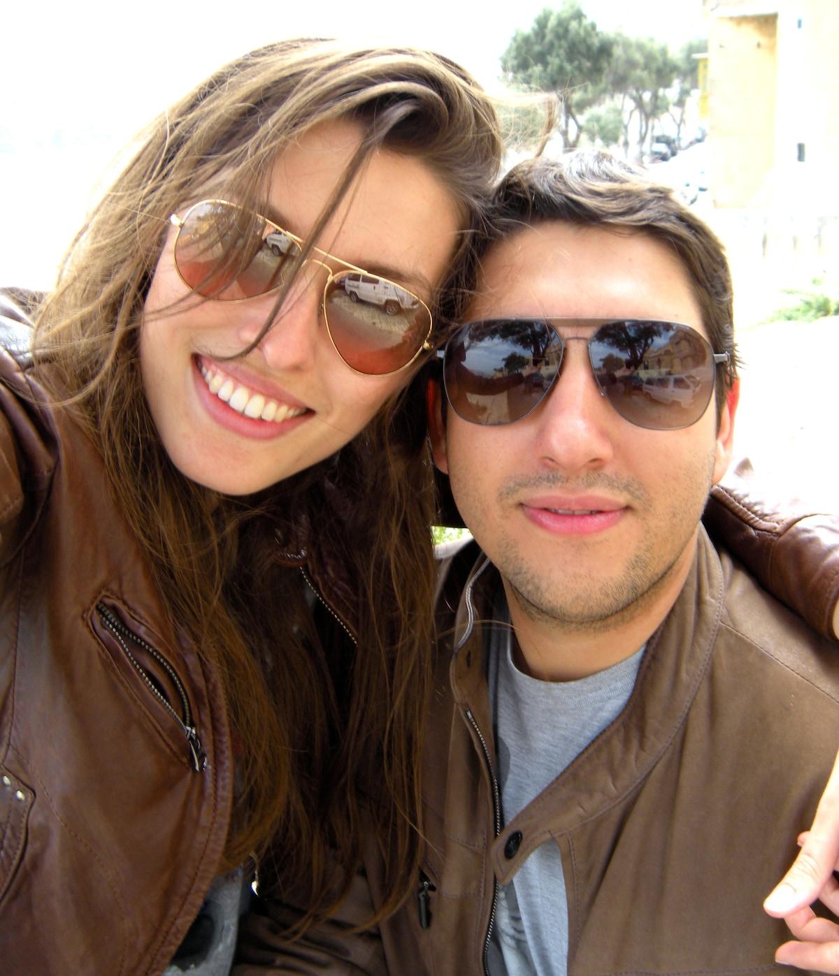 Anna & Vladan from Vienna