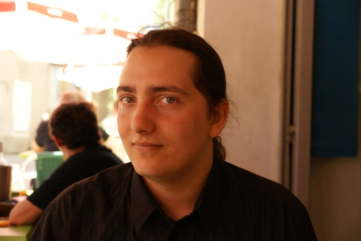 Jonas from Avignon