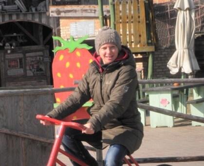Stephanie from Rostock