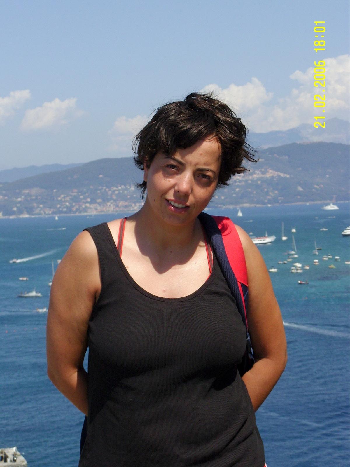Ilaria From Monte Migliore-la Selvotta, Italy