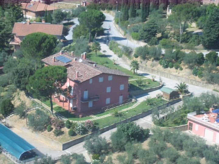 La Cittadella from Torgiano