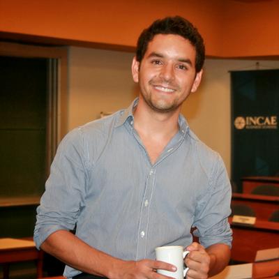 Andrey From Tronadora, Costa Rica