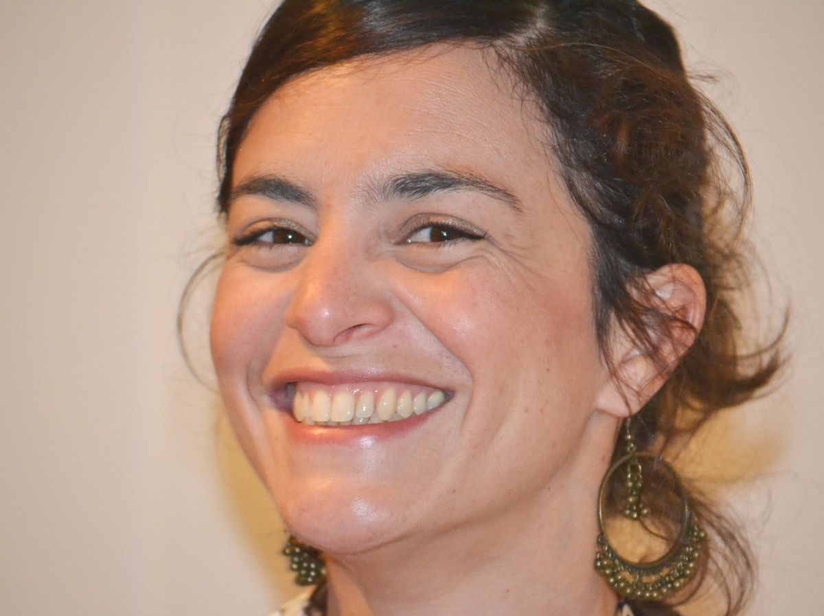 Maria from Villefranche-sur-Mer