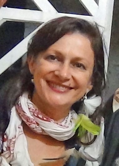 Glória from Rio