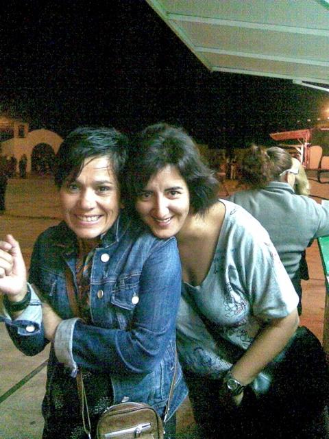 Noelia from Lajares
