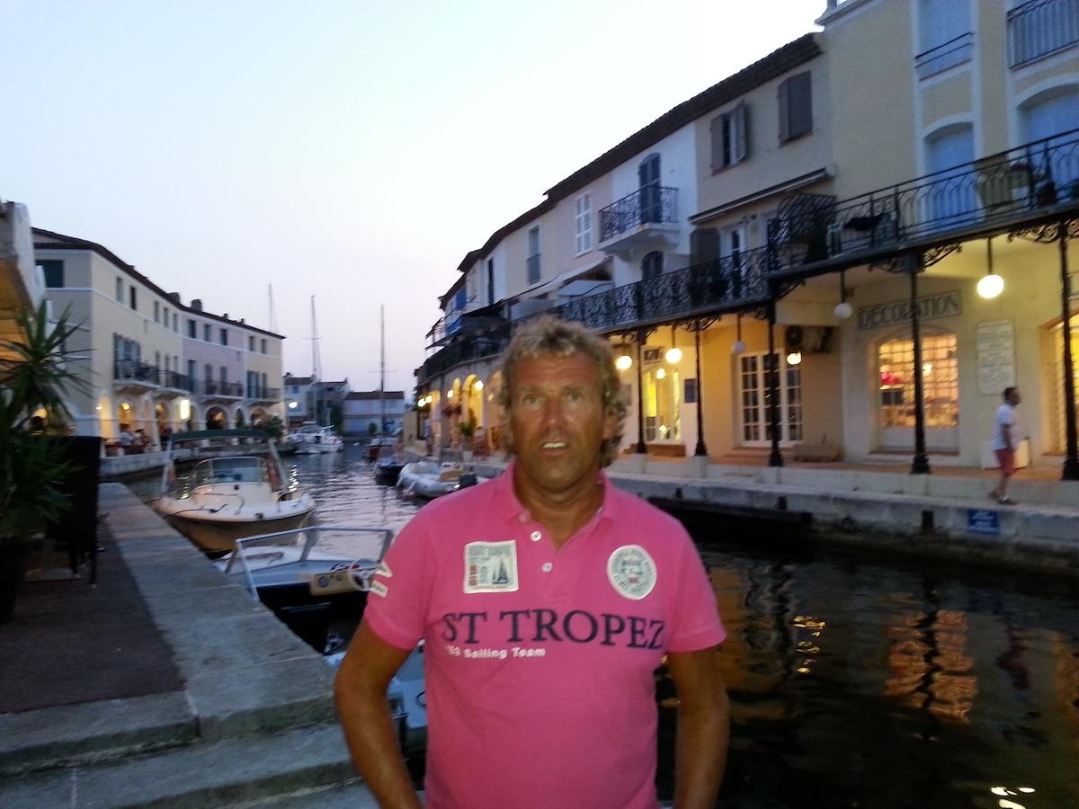 Jeroen Kuiten From Saint-Tropez, France