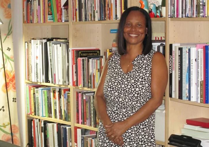 Joan From Saint Lucia