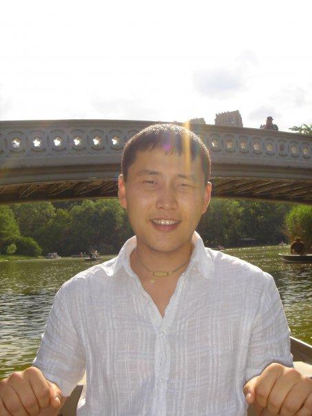 Muuji from Ulaanbaatar