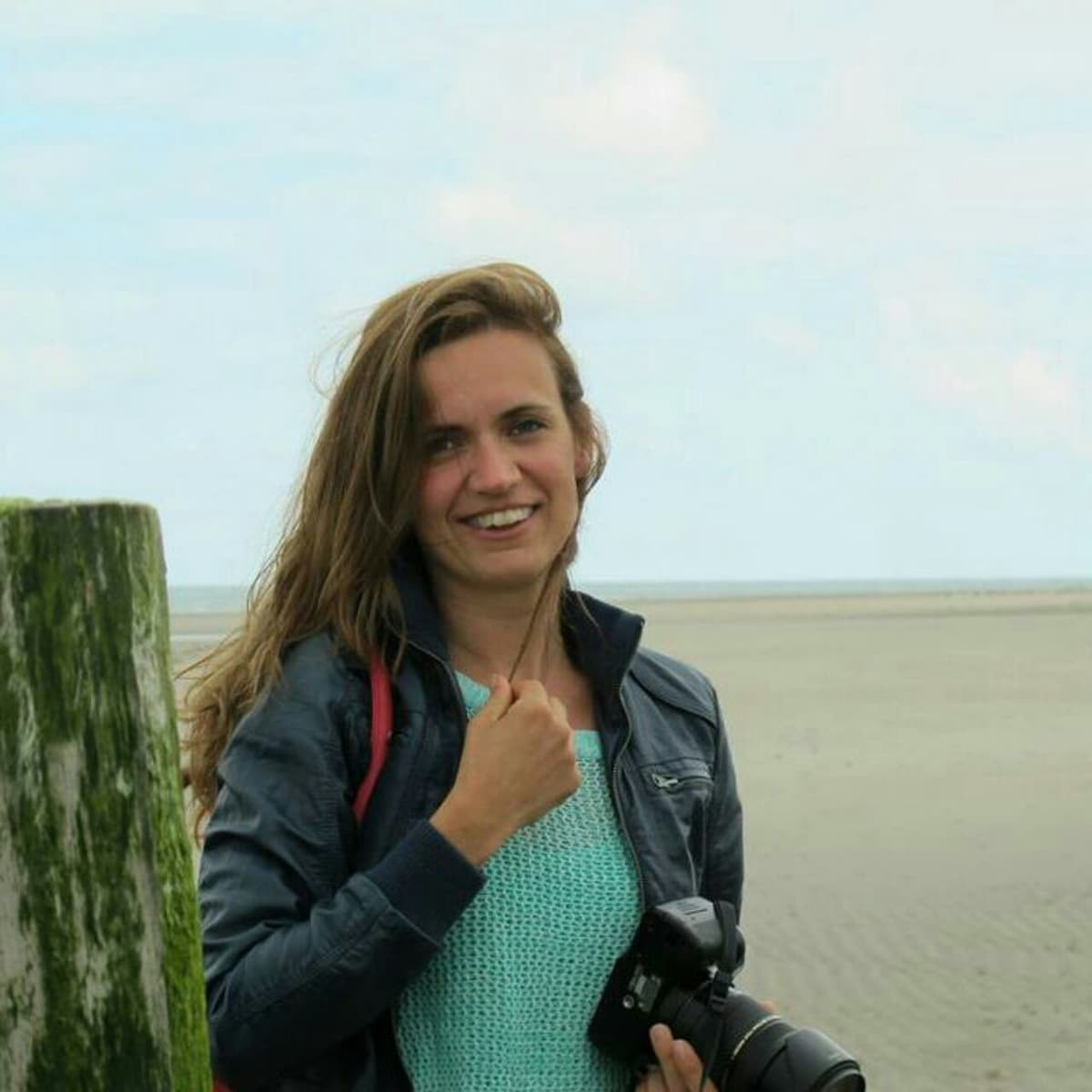 Katalin from Almelo