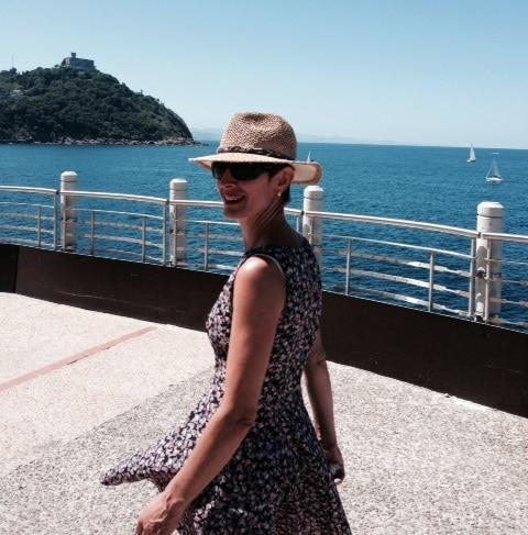 Lourdes from Donostia-San Sebastian