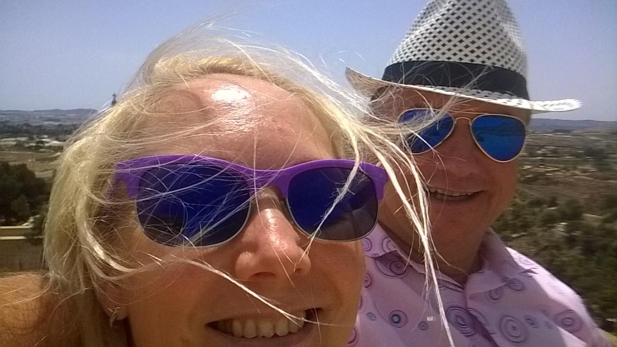 Irina & Richard from Alicante