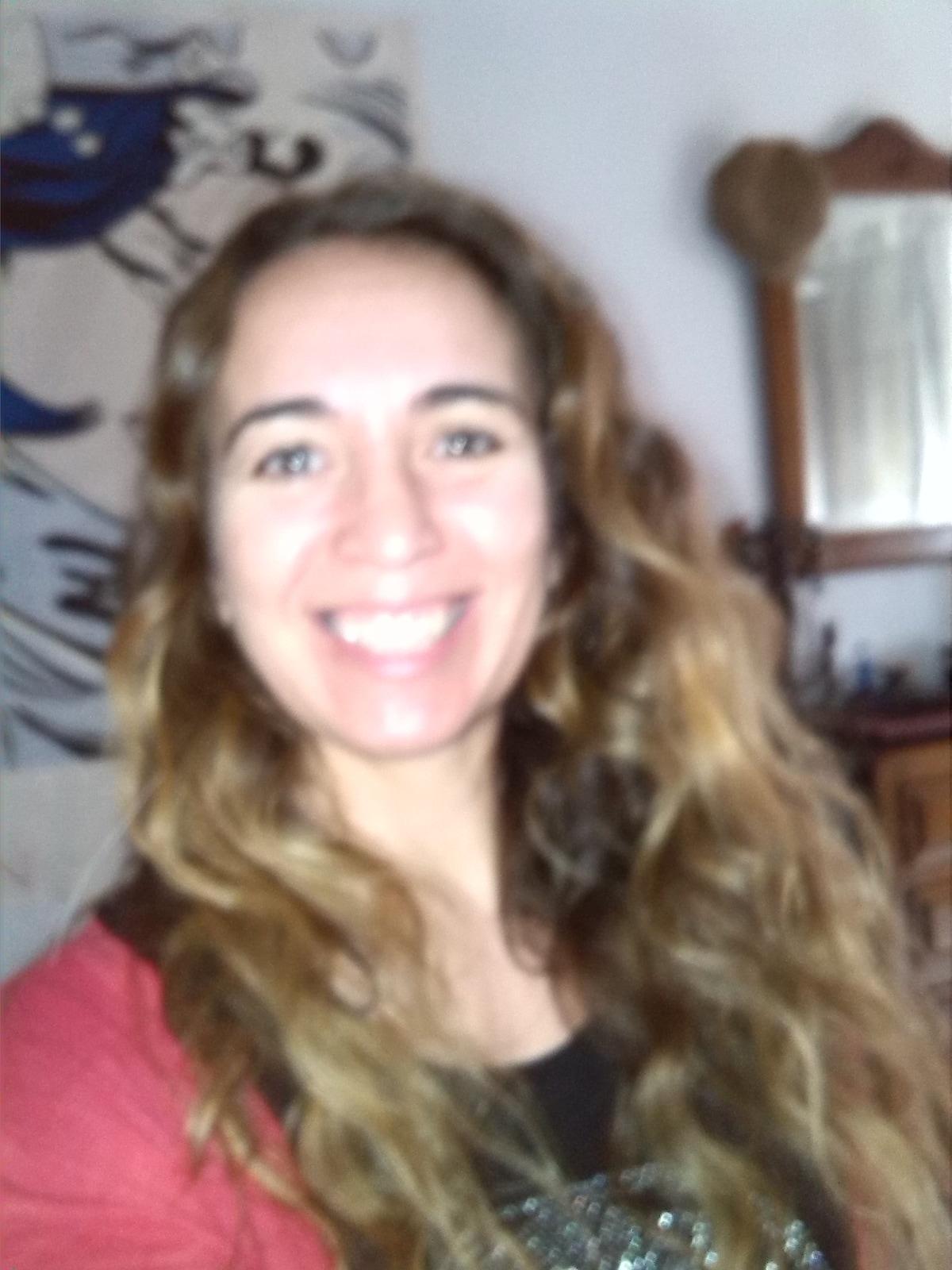 Blanca from Santander