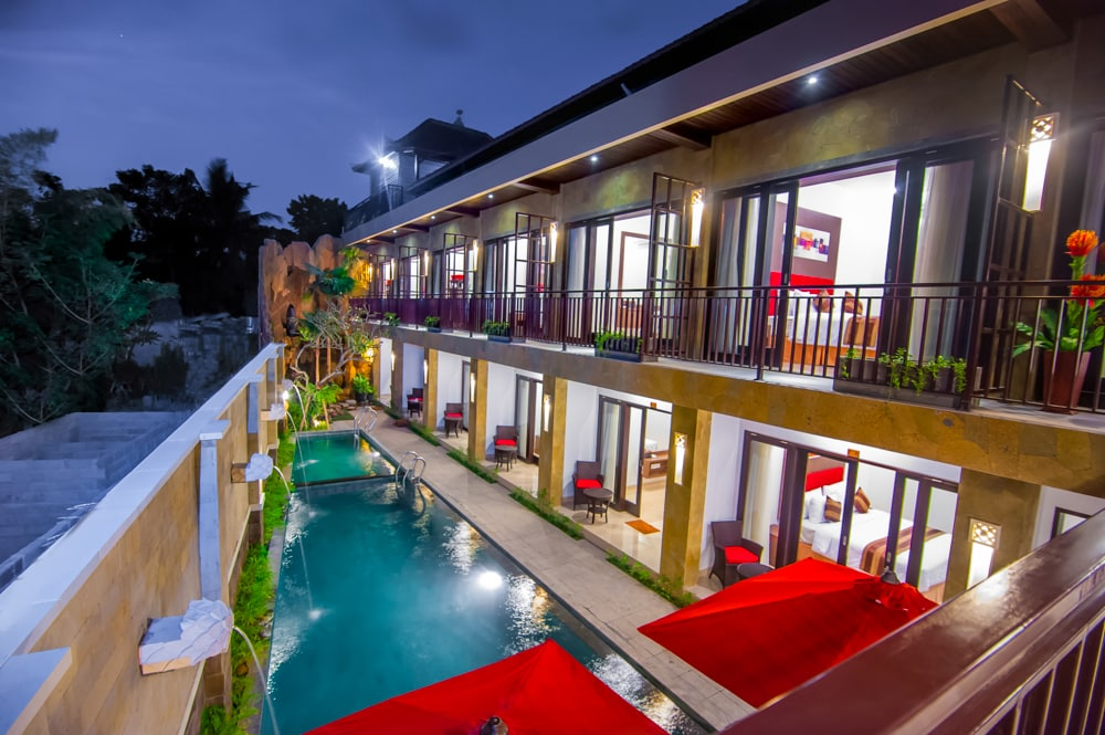 The Swaha Hotel, Batubulan Bali