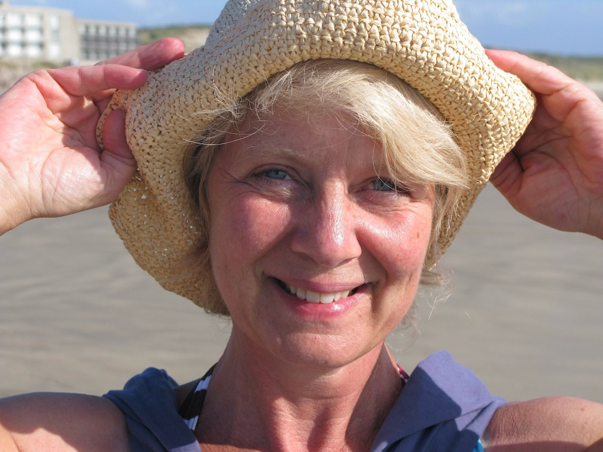 Patricia From Anglet, France