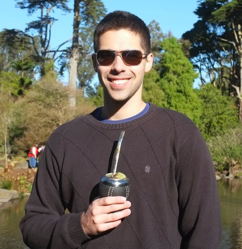Felipe from Porto Alegre