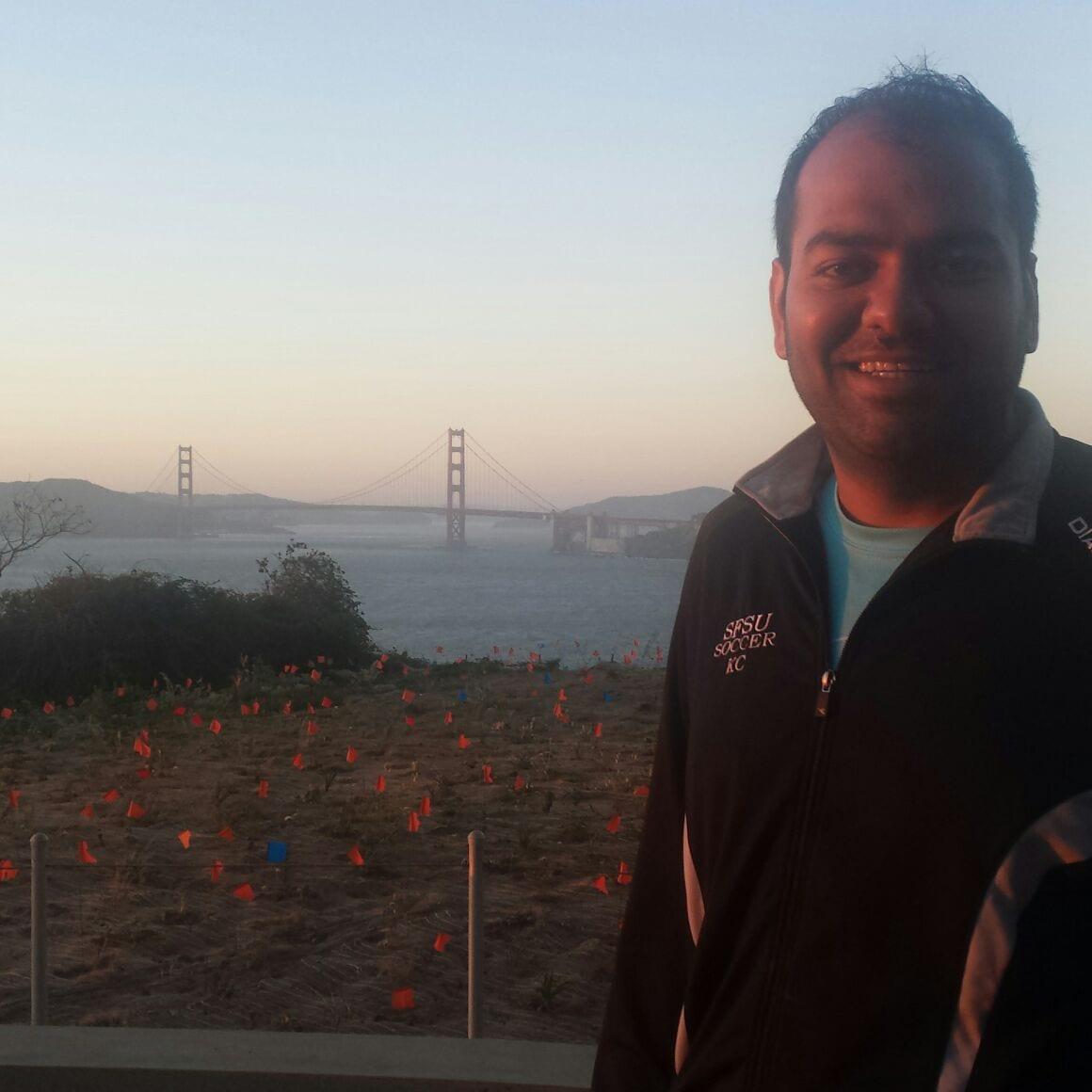 Dev From San Francisco, CA