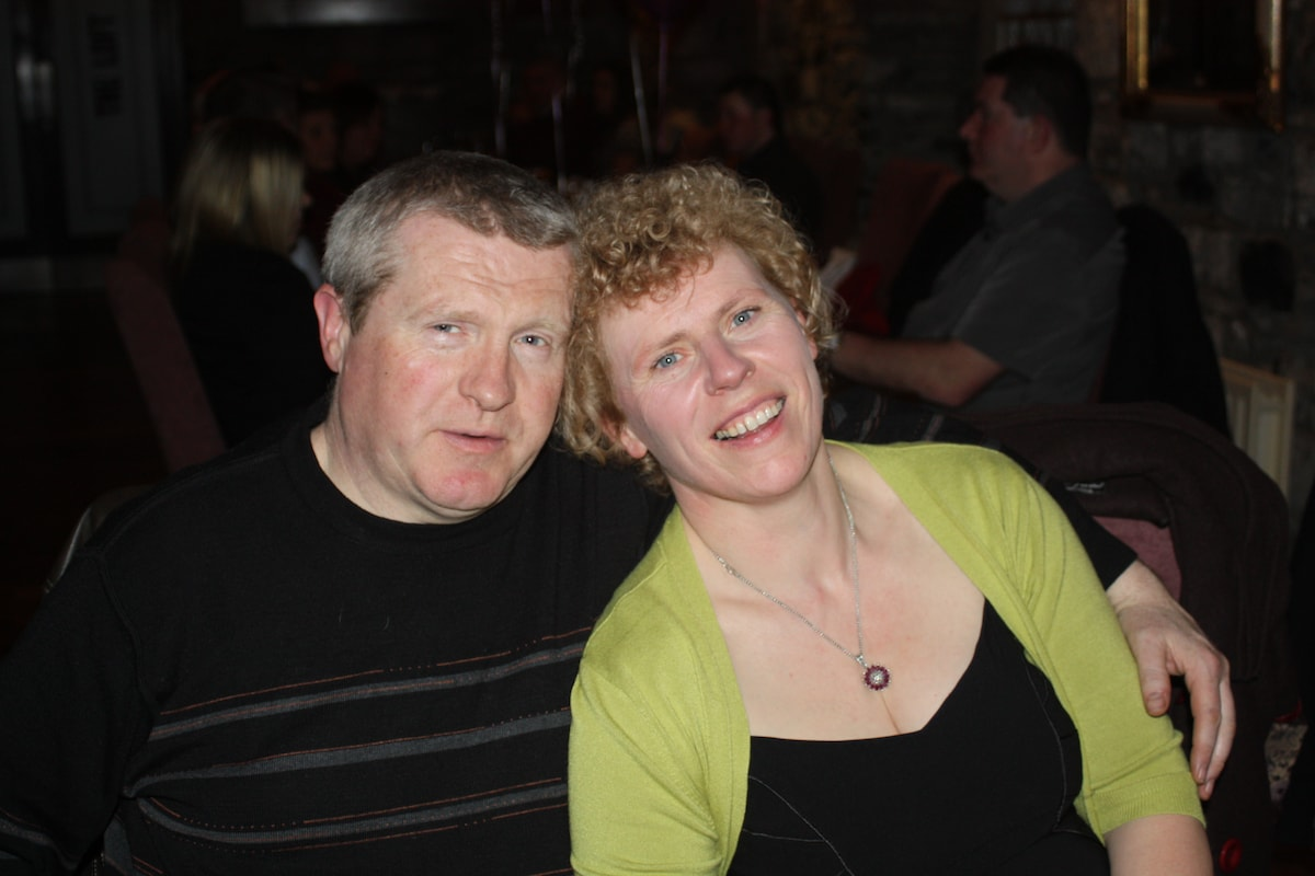 Tim And Linda from Mullagh
