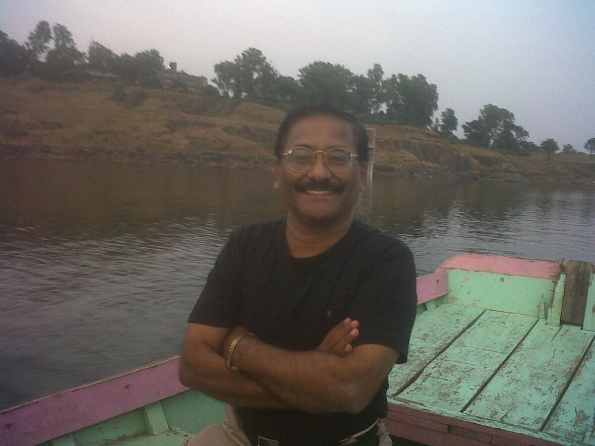 Kishore From Mumbai, India