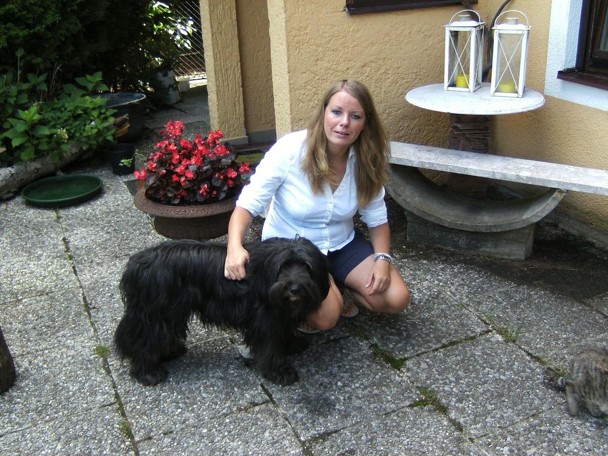 Charlene from Salzburg