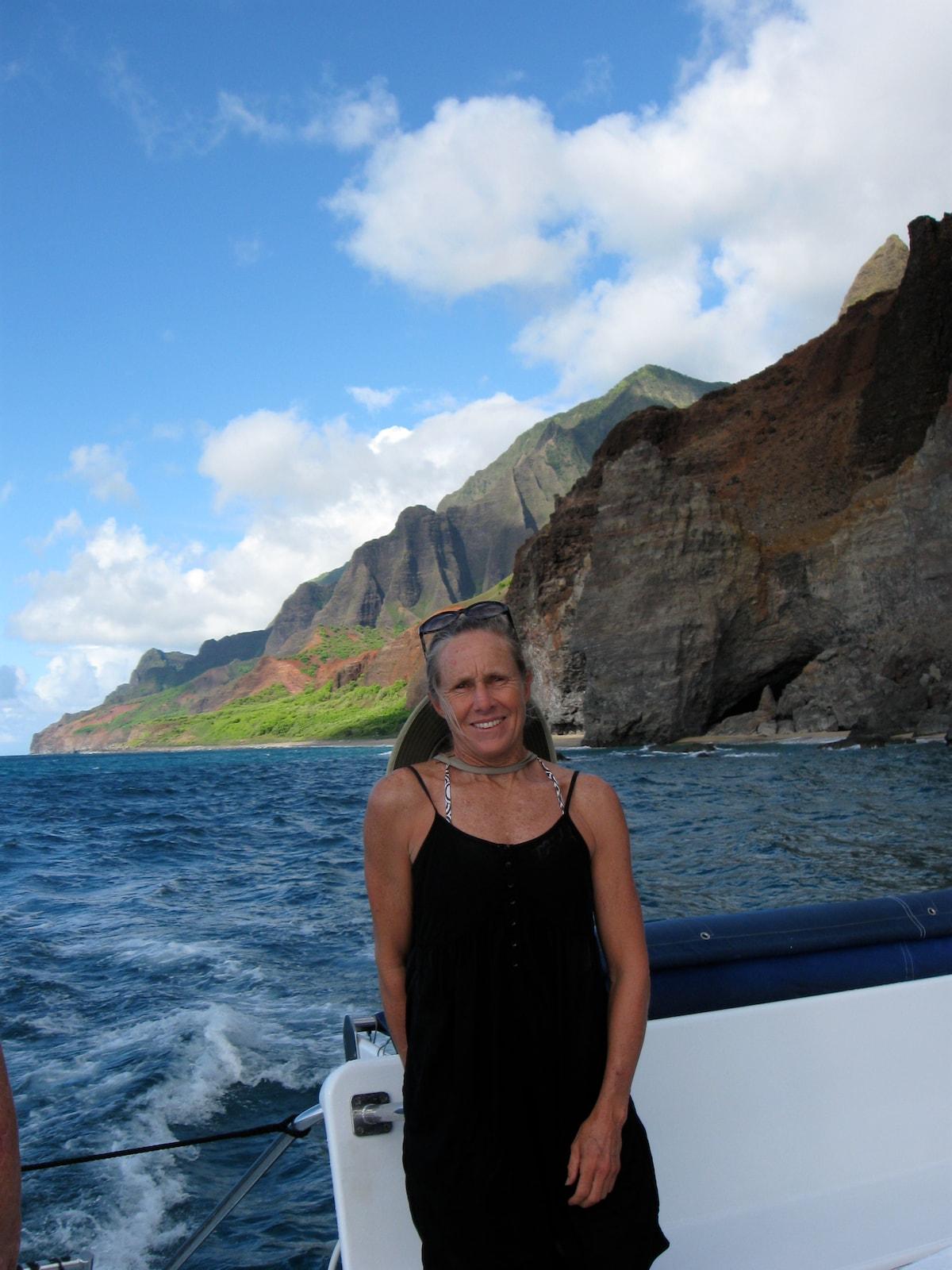 Colleen from Kailua-Kona