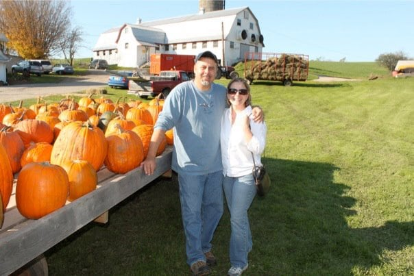 Carol And Robert from Sharon Springs