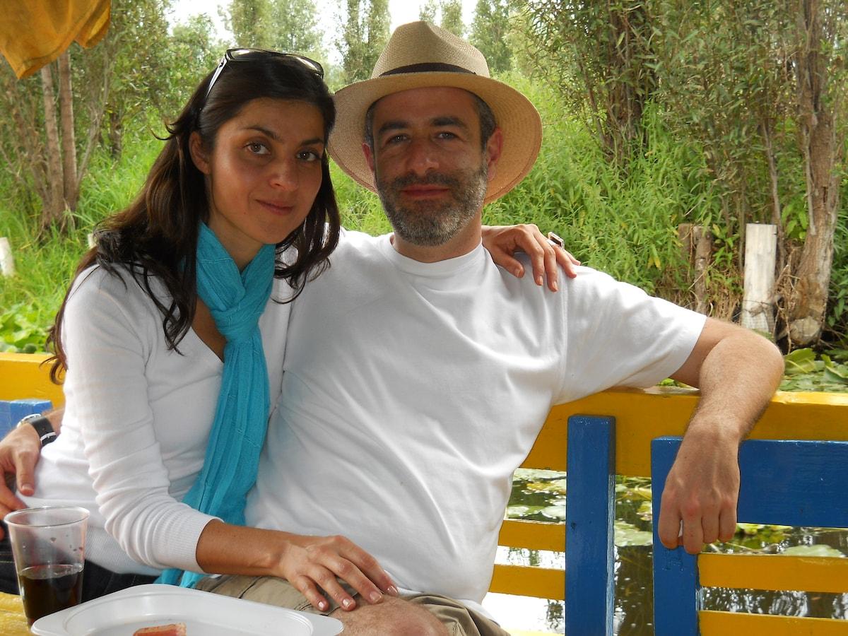 Lisi Y Luis Manuel from Mexico City