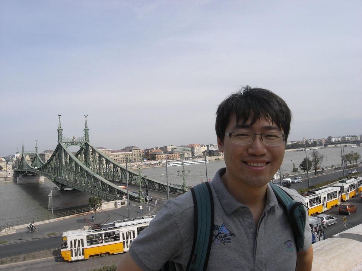 Fan(帆) from Beijing