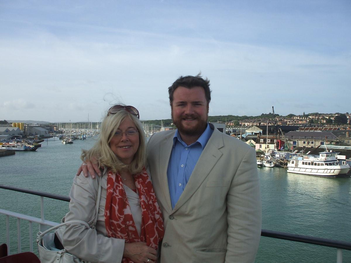 Carole From Cowes, United Kingdom
