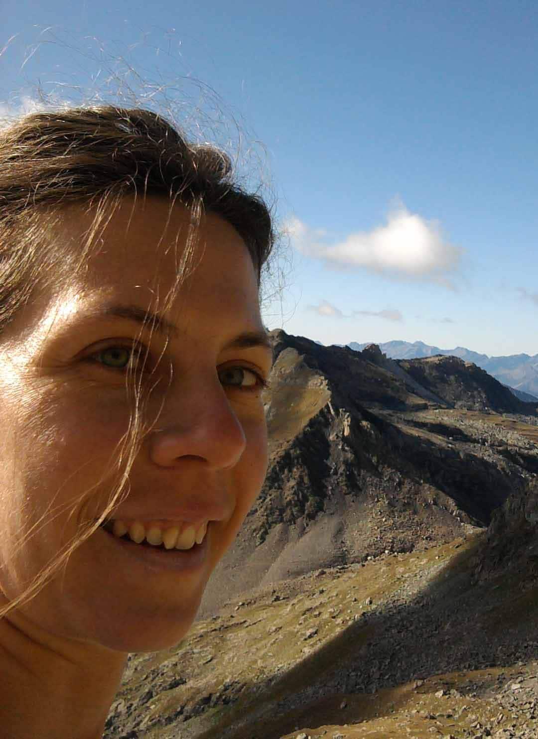 Chiara Odette from Arezzo
