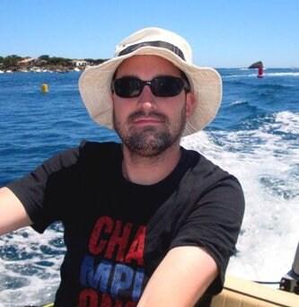 David aus Sitges, Spanien