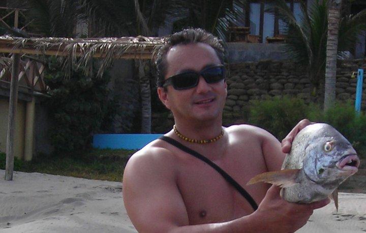 Juan Fernando From Cuenca, Ecuador