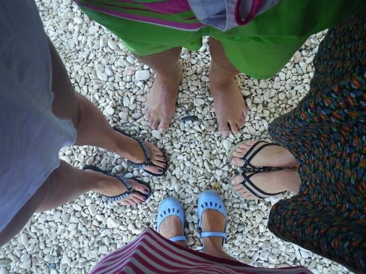 Alice, Susanna, Sandro, Selina from Lugano