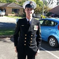 I'm a Petty Officer in the Royal Australian Navy w