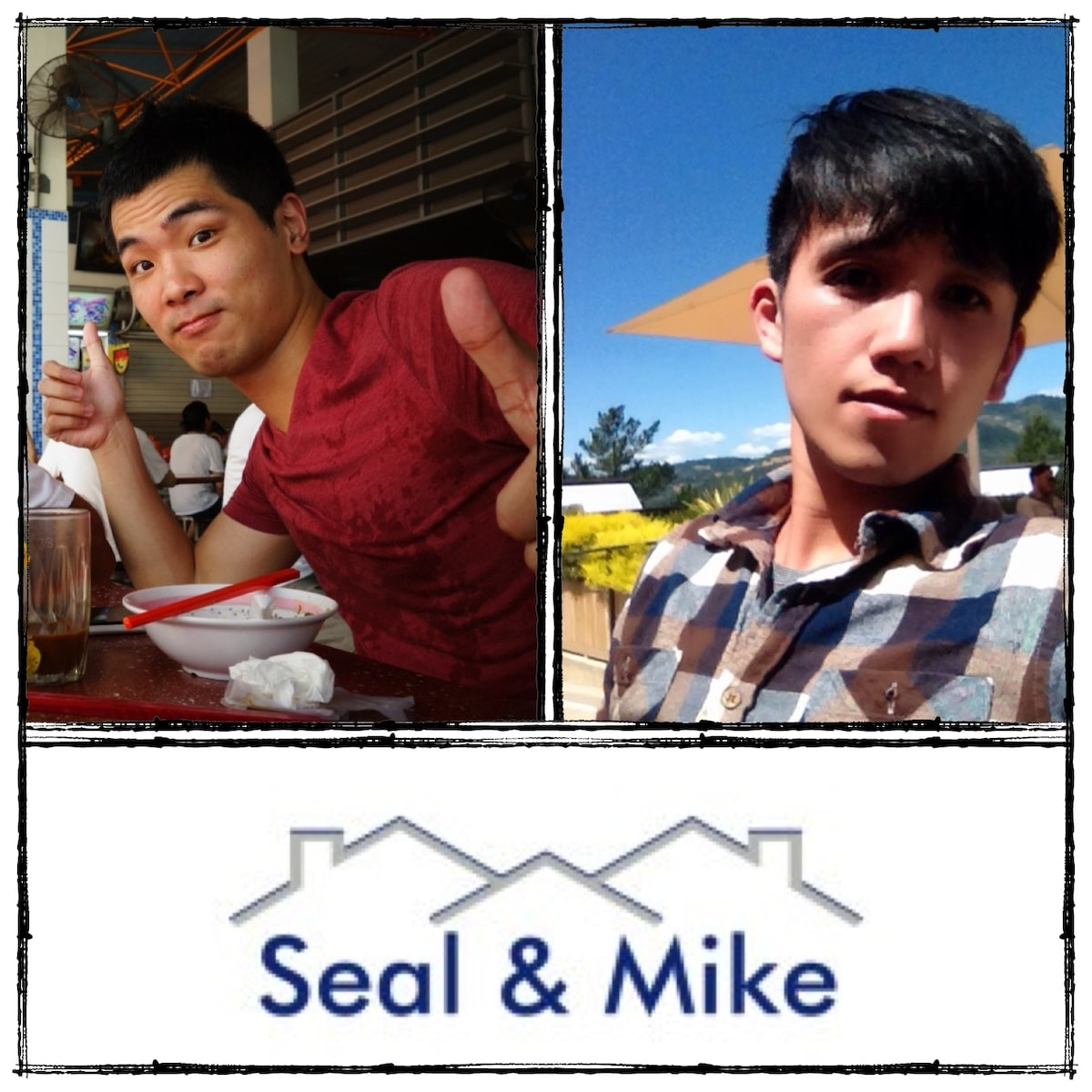 Seal & Mike from Xinyi District