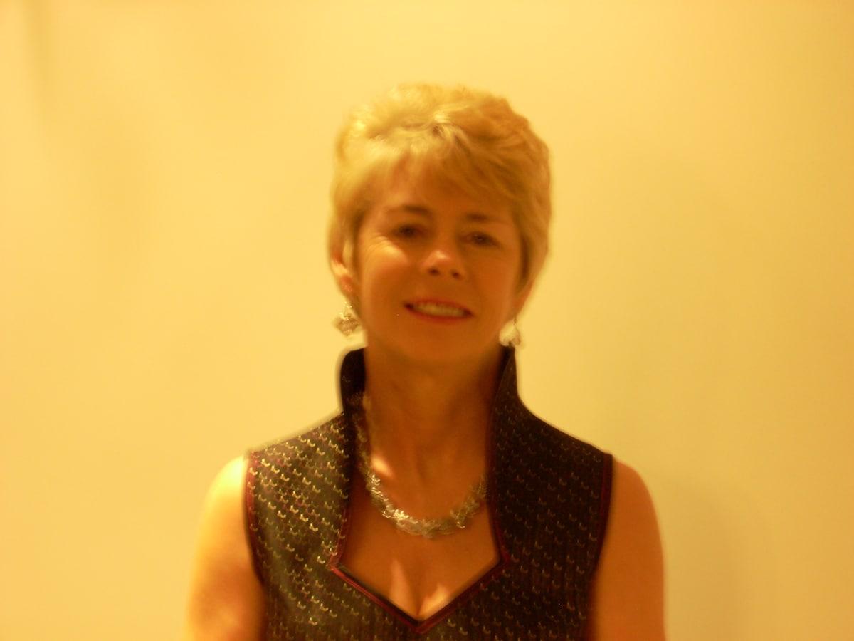 Geraldine from Cleggan