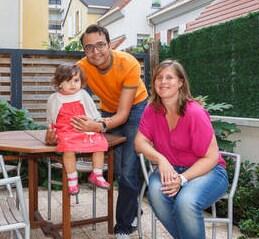 Astrid Et Cherif from Saint-Ouen