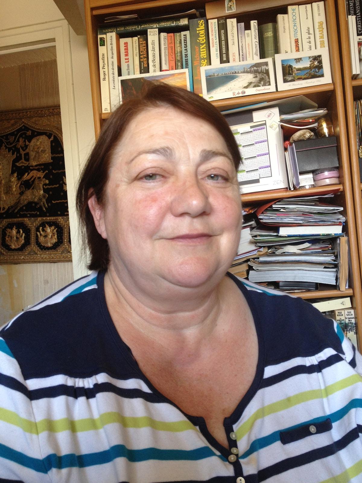 Myriam from Sarzeau