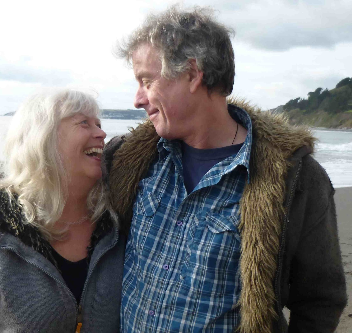 Martin And Sheila from Seaton