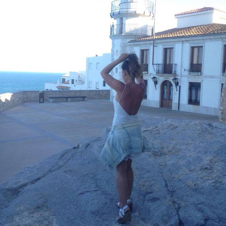 Estela from Madrid