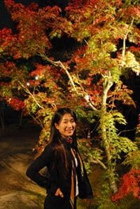 Chie JH From Kyoto, Japan