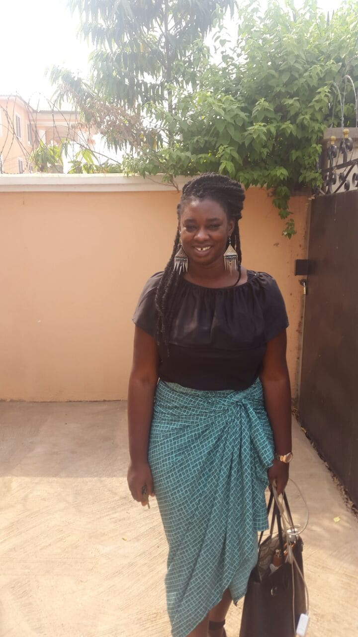 Joelle from Accra