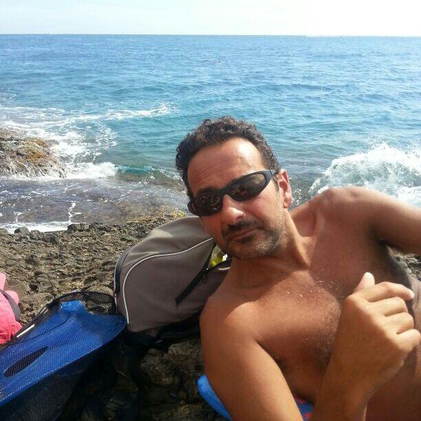 Massimiliano from Riomaggiore