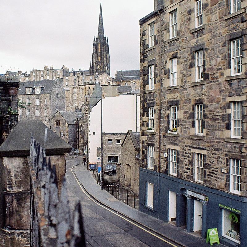 Joy From Edinburgh, United Kingdom