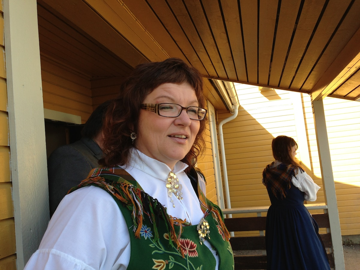 Grete From Norway