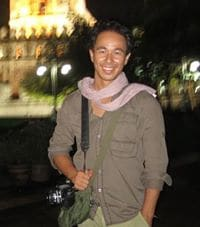 Arvid From North Kuta, Indonesia