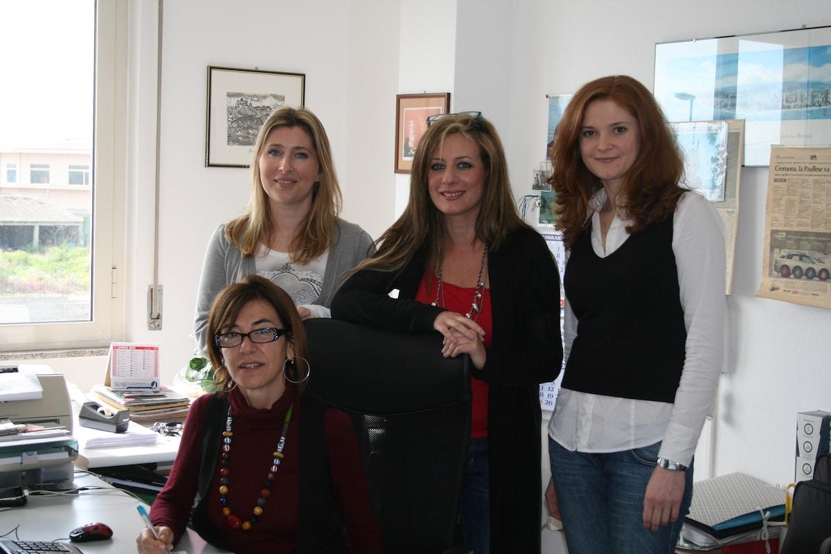 Sarah from Quartu Sant'Elena