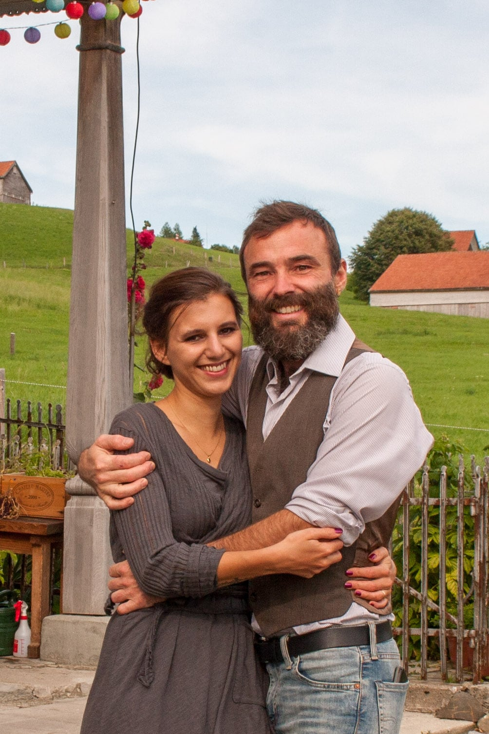 Bill And Kristina from Appenzell District
