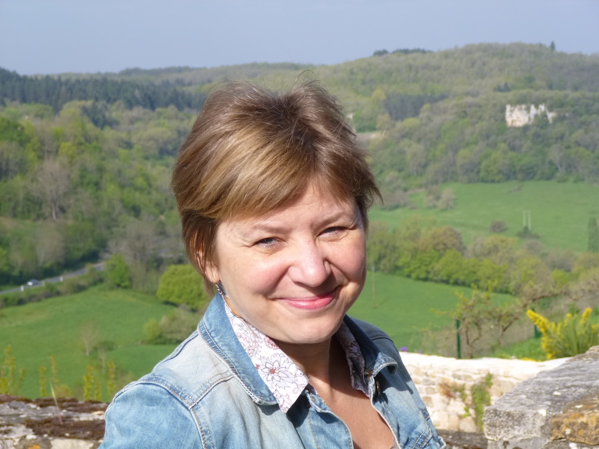 Sophie From La Dornac, France